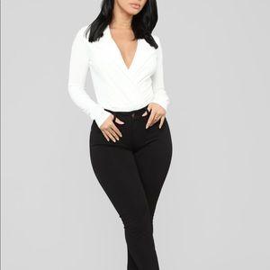 It's Business Bodysuit